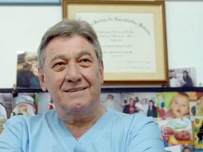 Разговаряме с пионерите в репродуктивната медицина: Д-р Йосиф Димитров